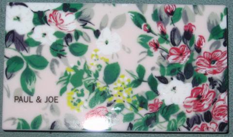 Spring 09 palette