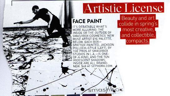Pollock vogue
